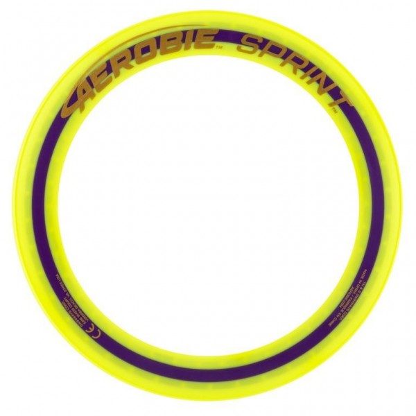 Aerobie-Sprint-gelb