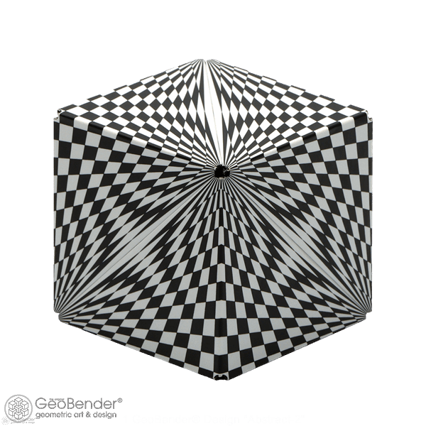 1-Cube-Abstract-2-GeoBender-2-1