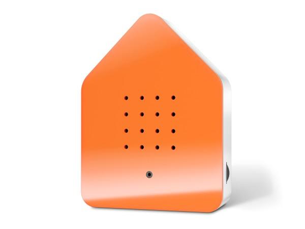 Zwitscherbox_orange_front_shadow